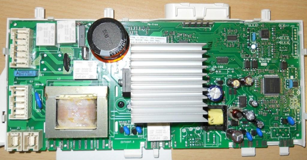 Электронный модуль для стиральных машин своими руками