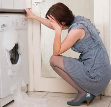Что делать, если стиральная машина протекает